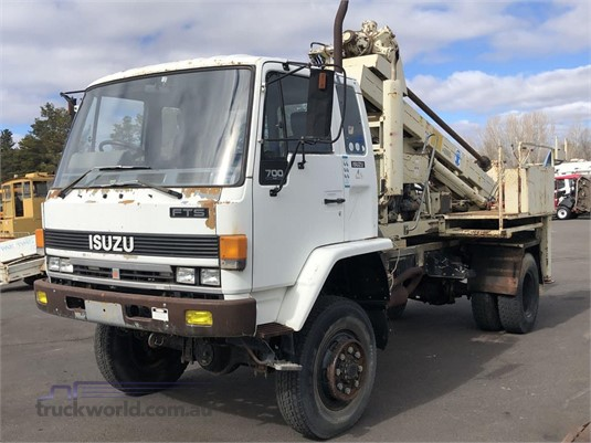 1990 Isuzu FSR - Trucks for Sale