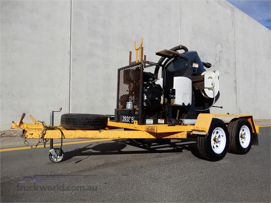 2010 Ditch Witch DW120 - Trailers for Sale