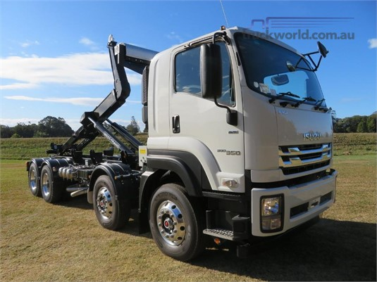 2019 Isuzu FYJ 2000 Long - Trucks for Sale