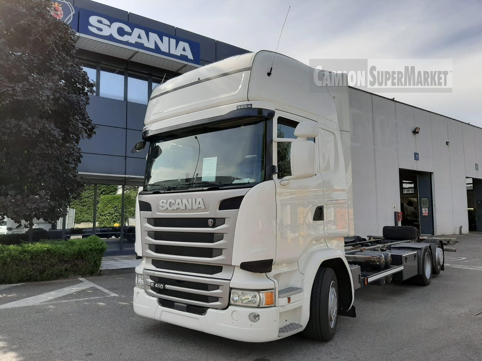 Scania R410 used 2014