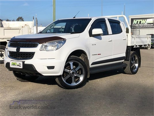 2014 Holden Colorado 4x4 - Light Commercial for Sale