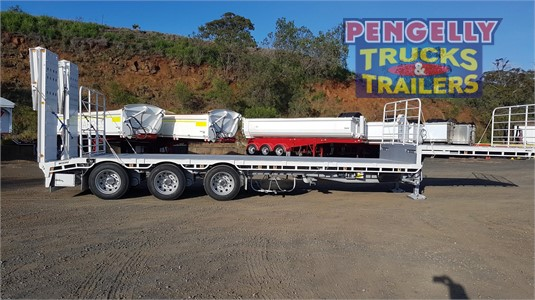 2019 Moore Dropdeck Trailer Pengelly Truck & Trailer Sales & Service - Trailers for Sale