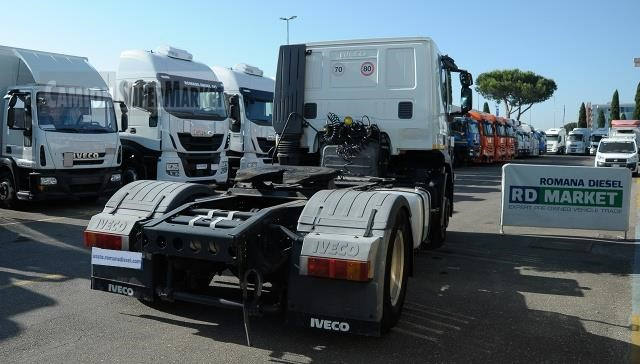 Iveco STRALIS 420 used 2013 Lazio