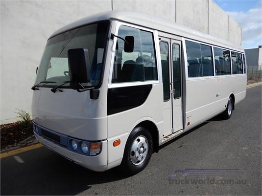 2002 Mitsubishi Rosa - Buses for Sale