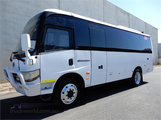 2013 Brahman Traveller - Buses for Sale