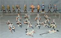 Lineol. Modern German Figures.