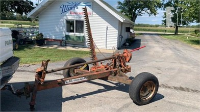 ALLIE-CHALMERS SICKLE BAR MOWER Other Online Auctions - 1