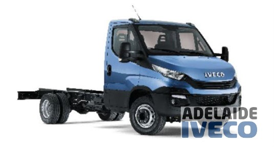 Iveco Daily 50C17 Cab 3450mm