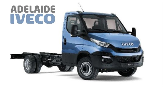 Iveco Daily 50C17 Cab 3750mm