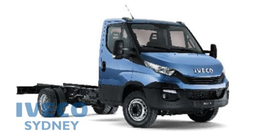 Iveco Daily 50C17 Cab 4750mm