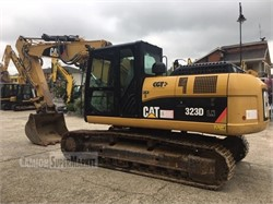 CATERPILLAR 323DLN VA