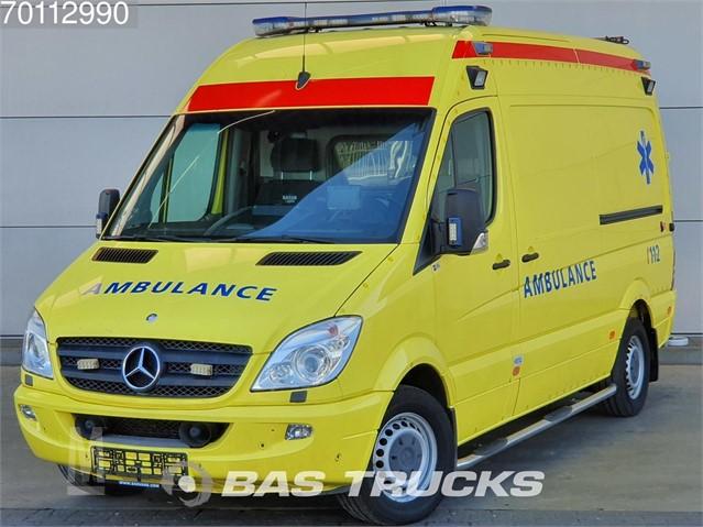 2010 MERCEDES-BENZ SPRINTER 319 For Sale In Veghel, North Brabant The  Netherlands