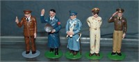6 Boxed Alymer Soldier Sets