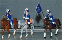 10 Trophy Miniatures Soldier Sets