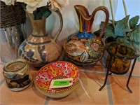 Home Decor: Pottery, Vases, Bowls