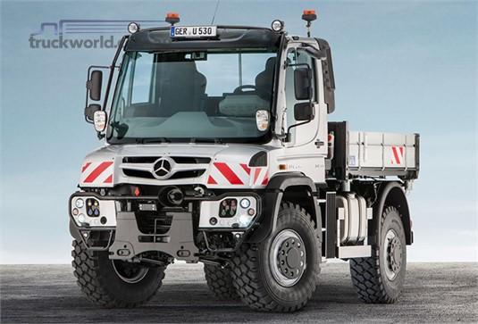 Mercedes Benz Unimog 529 LWB