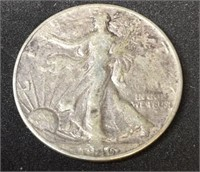 Coins and Currency Online Only Auction
