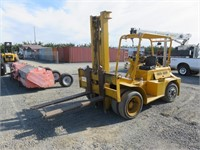 Project Clark Forklift