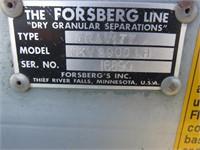 Forsberg 2000 Gravity Table