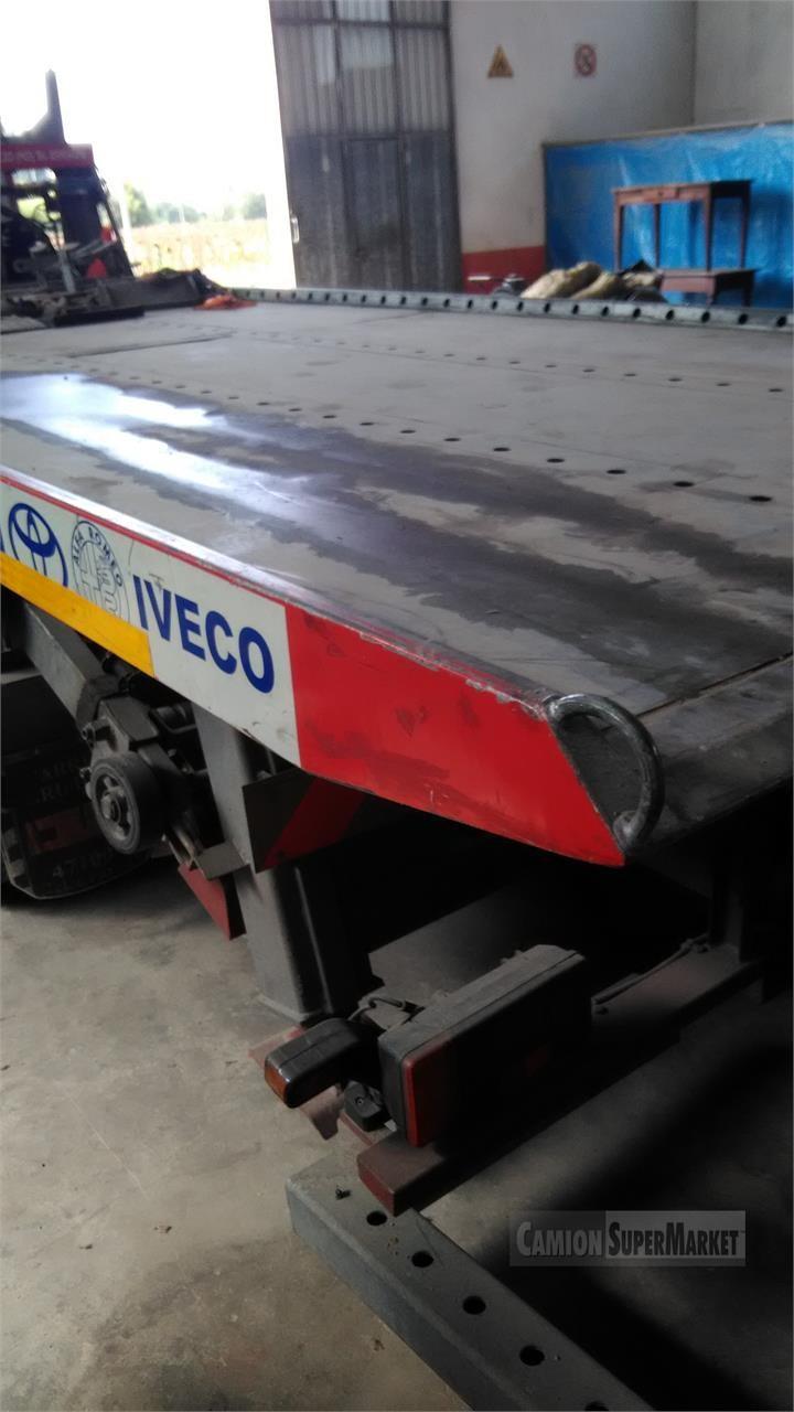Iveco EUROCARGO 120E18 Usato 1999