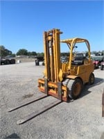 Yale Pneumatic Forklift