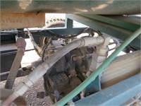 PBM HAV-300 Self Propelled Sp 300 Gallon Poly Tank