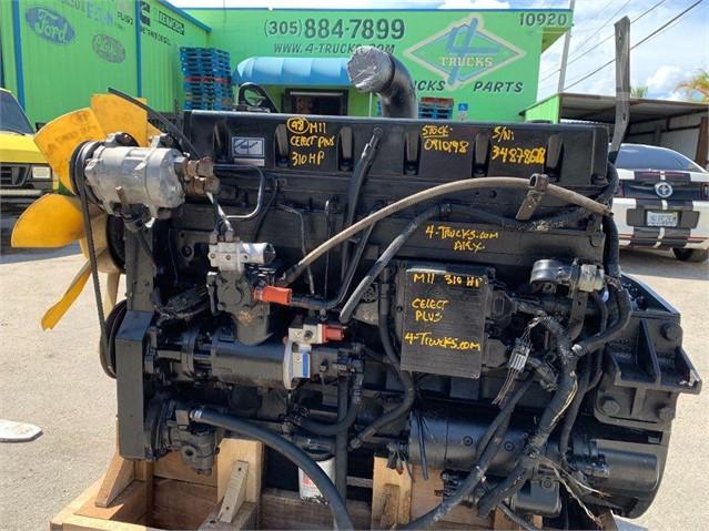 1998 CUMMINS M11 CELECT PLUS Engine For Sale In Miami