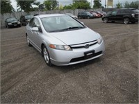 2007 HONDA CIVIC 265653 KMS