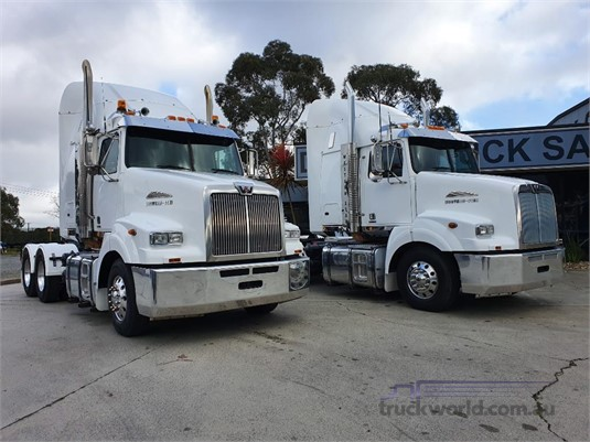 2013 Western Star 5800SS - Trucks for Sale