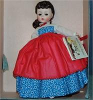 Boxed Madame Alexander Doll Lot