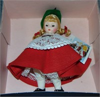 Boxed Madame Alexander Doll Lot