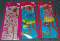 New in Box Barbie Dolls, Outfits, and Accessories