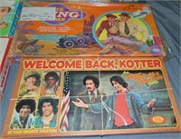 (10) Vintage Nostalgia Related Board Games