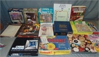 (15) Vintage Puzzles & Mystery Games
