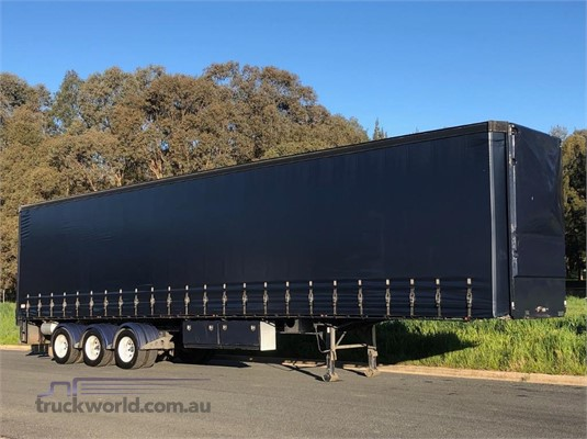 2009 Vawdrey 48FT Curtainsider Trailer - Trailers for Sale