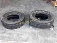 2 Goodyear Tires
