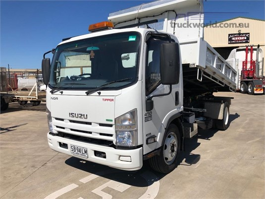 2013 Isuzu NQR 450 Adelaide Truck Sales - Trucks for Sale