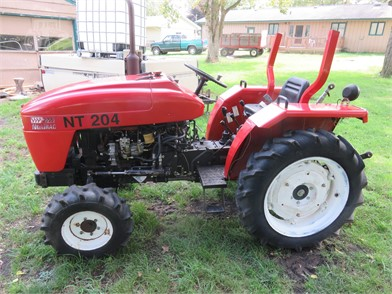 NORTRAC Farm Equipment Auction Results - 25 Listings