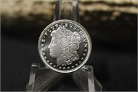 A69 Huge Estate Coins and Jewelry 2 Beautiful Morgans