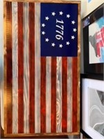 Betsy Ross Flag-1776