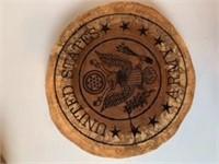 Army Circle Disc
