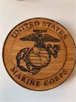 Marines Circle Disc