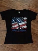 Ladies Small T-Shirt