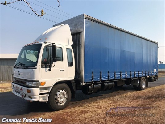 1999 Hino 500 Series FG - Trucks for Sale