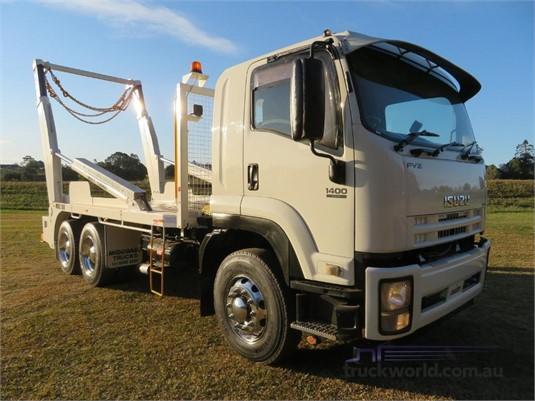 2013 Isuzu FVZ1400 - Trucks for Sale