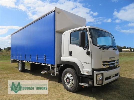 2018 Isuzu FVD 165 300 LWB Midcoast Trucks - Trucks for Sale