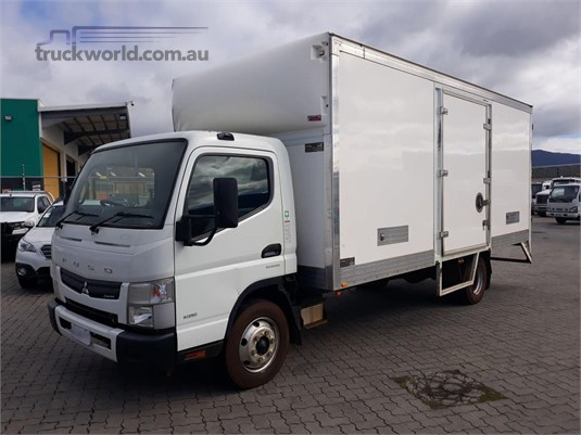 2013 Mitsubishi Fuso CANTER 918 - Trucks for Sale