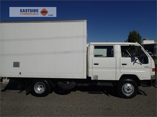1999 Toyota Dyna Dual Cab Eastside Commercials - Trucks for Sale