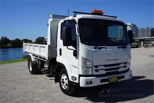 2017 Isuzu FRR Suttons Trucks  - Trucks for Sale