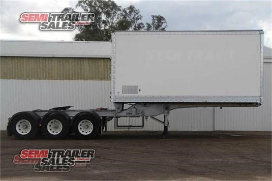 1990 Vawdrey Pantech Trailer Semi Trailer Sales - Trailers for Sale